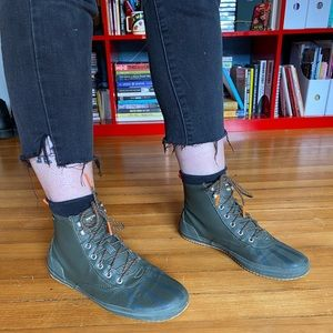 Keds Scout Boot in Green
